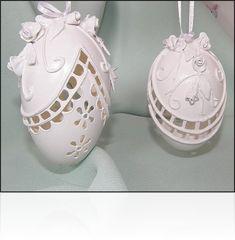 Oeufs - Eggs ❤️✼❤️✼ Scalloped eggs - csipkézett tojás