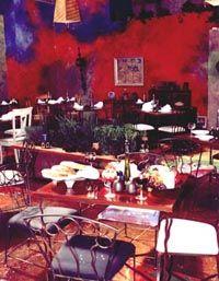 La Luna Negra Tapas Bar, Pasadena