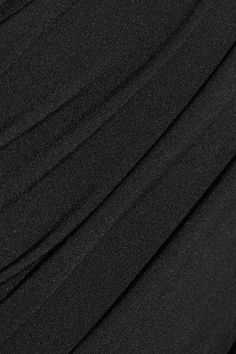 Norma Kamali - Bill Ruched Bikini Briefs - Black - x small
