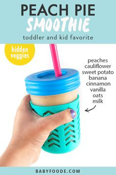 Healthy Toddler Breakfast, Healthy Toddler Meals, Toddler Snacks, Kids Meals, Healthy Food, Snacks For Toddlers, Frugal Meals, Toddler Smoothies, Smoothies For Kids
