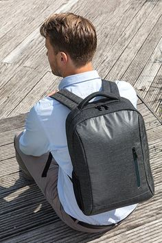 900D laptop backpack PVC free Laptop Backpack, Sling Backpack, Free Black, Travel Bags, Sporty, Backpacks, Fashion, Moda, Fashion Styles