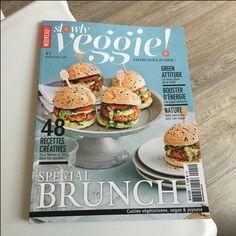 nouveau magazine culinaire pour lequel j'ai complètement craqué : Slowly Veggie. - La Cuisine de Circée