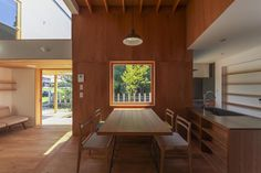 Gallery of House in Toin / Kazuki Moroe Architects - 12