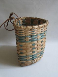 Bicycle Basket / Bike Basket / Handwoven Basket by JGBaskets