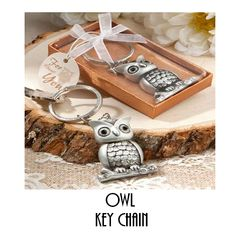 Owl Key Chain  Only $5.99