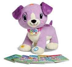 LeapFrog Read with Me Puppy Only $21.99! (reg $34.99)