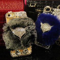 Find More Phone Bags & Cases Information about 15 Colors Rabbit Fur Case For iPhone 5s Fox Case Hot Sale New Luxury Diamond Case For iPhone5 Case,1 Piece Free Shipping 006FUR,High Quality case luxury,China case samsung galaxy sii Suppliers, Cheap case for htc hd7 from Shenzhen Yip's Union Trading Store on Aliexpress.com