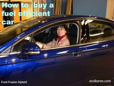 10 Tips on Buying Fuel Efficient Car for Women