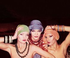 Vogue, 1975.