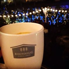 #rekorderlig cider lodge on #southbank, hot yummy winterness in a mug