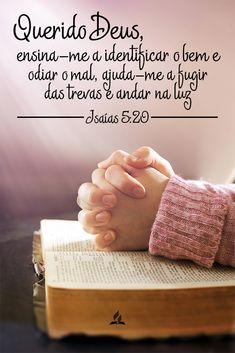 Isaías 5:20, Amém.