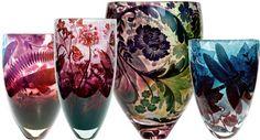 Intrinsic Carved Cameo | J H Studio Glass