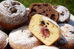 Recept: Muffiny | Nebíčko v papuľke