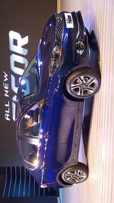 Tata Launches Tigor 2018 Facelift To Compete Ford Aspire Tata Cars, Indian Road, Tata Motors, Sedans, Roads, Super Cars, Automobile, Germany, Product Launch