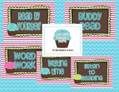 cupcake classroom theme - Google Search