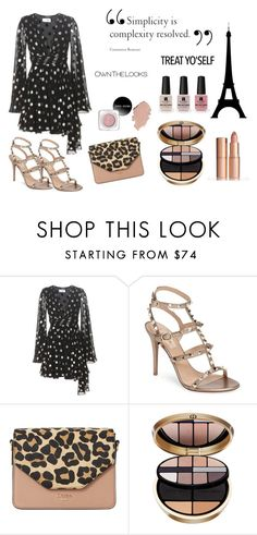 """""""Simplicity"""" by fashion2religion ❤ liked on Polyvore featuring Yves Saint Laurent, Valentino, Dune, Giorgio Armani, Victoria's Secret and Beauty"""