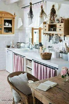 24 Einzigartige Küchenschrank Vorhang Ideen Für Eine Entzückende  Hauptdekor Art   Küchen Ideen   Pinterest   Modern Country, Iron And Modern