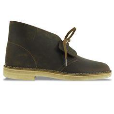 Clarks OriginalsDesert Boot in Beeswax