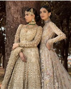 Mairah Khan Pakistani Bridal Designer Wedding Couture Collection 2019 Part 1 - Pakistani Dresses