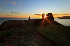 weddings at black castle wicklow ireland - my hometown. Black Castle, Monument Valley, Ireland, Dreams, Weddings, Sunset, Places, Travel, Outdoor