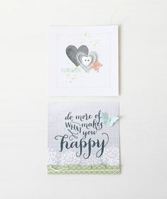 Customize the Love Story Project Life pocket cards with pops of color and stamping!