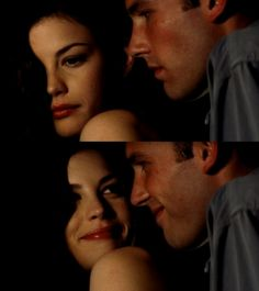 Liv Tyler and Ben Affleck in Armageddon Steven Tyler, Liv Tyler, Armageddon Movie, Bae, Michael Bay, Walk To Remember, Lights Camera Action, Heavy Heart, Close My Eyes