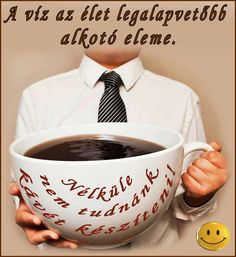 Good Morning, Humor, Coffee, Tableware, Funny, House, Buen Dia, Kaffee, Dinnerware