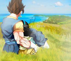 Chi Chi, Gogeta And Vegito, Db Z, Beauty And The Beast, Dragon Ball, Goku, Naruto, Anime, Image