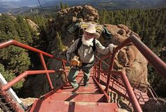 Devil's Head Fire Lookout | 20 Colorado Places That Will Literally Take Your Breath Away did this Wednesday with my mother so much fun