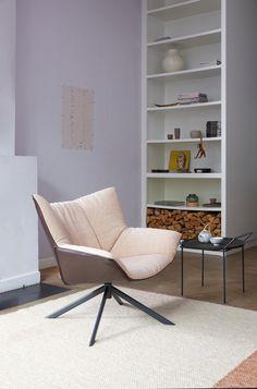 Combo Design is officieel dealer van Label!  ✓Gustav fauteuil makkelijk bestellen ✓ Gratis offerte aanvragen ✓ Altijd de scherpste prijs Swan Chair, Armchair, Interior Design, Chairs, Furniture, History, Home Decor, Art, Lounge Chairs