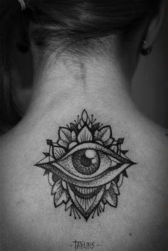 татуировка глаз на спине: 17 тыс изображений найдено в Яндекс.Картинках