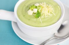 Recipe:+Weight+Loss+Creamy+Cauliflower+and+Broccoli+Soup