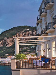 J.K.Place Capri Hotel - Luxury Hotel Capri, Italy