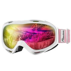 Outdoor Master OTG Ski Goggles – 100% UV Protection