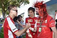Australien GP 2015 Mittwoch - Formel 1 Bilder Fotos bei Motorsport-Magazin.com