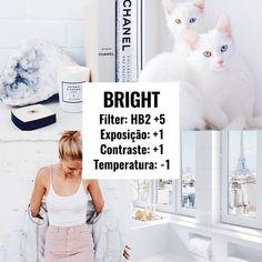 clean filter settings on vsco Vsco Filter Clean, Vsco Filter Bright, Dslr Photography Tips, Photography Filters, Photographie Bokeh, Fotografia Vsco, Vsco Effects, Best Vsco Filters, Fotografia Tutorial