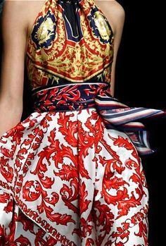 Dolce & Gabbana | check out more at www.espressoandlace.com