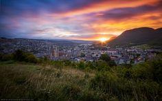 Sunrise on Mende by Bastien HAJDUK on 500px