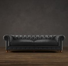 "98"" Kensington Upholstered Sofa I would be all over that"