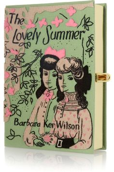 Olympia Le-Tan|The Lovely Summer embroidered clutch