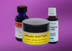 peeling acido salicilico