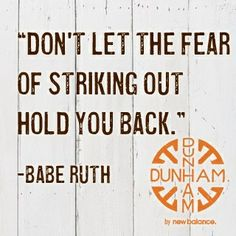 Smart man, that Babe Ruth #volleyball #volleyballquotes #sportquotes