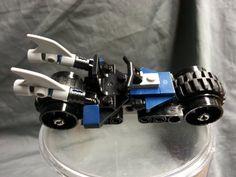 Batman Lego Batcycle from lego set 6857 Dynamic Duo Funhouse Escape @ niftywarehouse.com #NiftyWarehouse #Batman #DC #Comics #ComicBooks