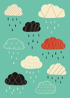 Chmury mięta