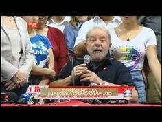 'Me senti um prisioneiro', diz Lula sobre condução coercitiva em SP - YouTube. Por José Jakson Cardoso