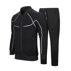 Buy Modern Fantasy Men's Winter Tracksuit Striped Style Joggers Sports Warm Sweatshirt and other Active Tracksuits at Narvay.com.Men's Classic Striped Winter Tracksuit Running Joggers Sports Warm Sweatsuit.inter Tracksuits Men Set Thicken Fleece Hoodies   Pants Suit Sweatshirt . Gold T Shirts, Mens Cotton T Shirts, Striped Long Sleeve Shirt, Long Sleeve Shirts, Jogging, Track Suit Men, Sleeveless Hoodie, Winter Hoodies, Spring Shirts