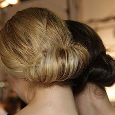 More relaxed than slicked-back buns, twist hairstyles are effortless to create and make the perfect summer style.