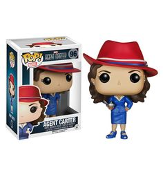 Funko Pop! Marvel Agent Carter Vinyl Figure PRE ORDER