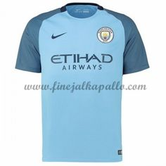 Jalkapallo Pelipaidat Manchester City 2016-17 Kotipaita