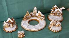 Výsledek obrázku pro perníčky Sugar, Cookies, Desserts, Food, Decor, Biscuits, Decoration, Meal, Decorating